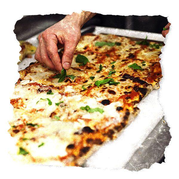 Pizzapalat, pitsapaloja moneen makuun Tamprere pizzarium