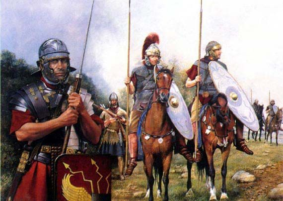 Battle of Carrhae (53 BC), battle between Rome led by Crassus and Parthia led by Surena; Surena outnumbered by 5 to 1 gave Rome one of the worst defeats of their history