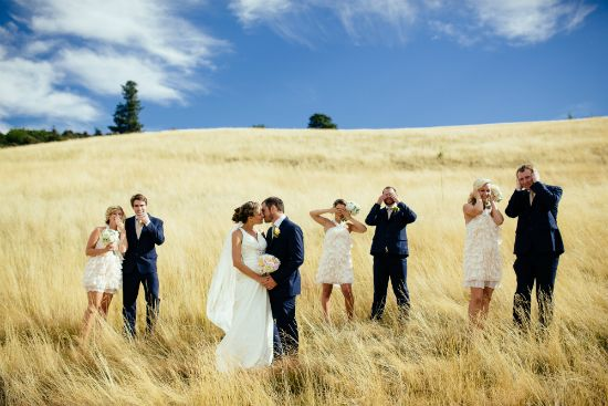 Mia and Eben's New Zealand Wilderness Wedding