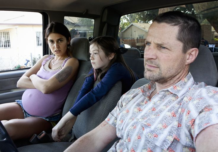 "Penny says, ""This trio has clearly managed to make a go of it for several years, but Gram's advancing age and deteriorating health make a future together untenable. So Gram calls her son 'Ray' (Tim Guinee) who soon arrives with pregnant girlfriend 'Georgie' (Nikki Reed) in tow. They decide Scout is old enough to fend for herself, so they drive off with Lulu (who is screaming for Scout from the backseat of their car)."""