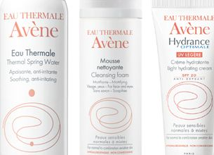 Win an Eau Thermale Avène hamper suited to your skin type!