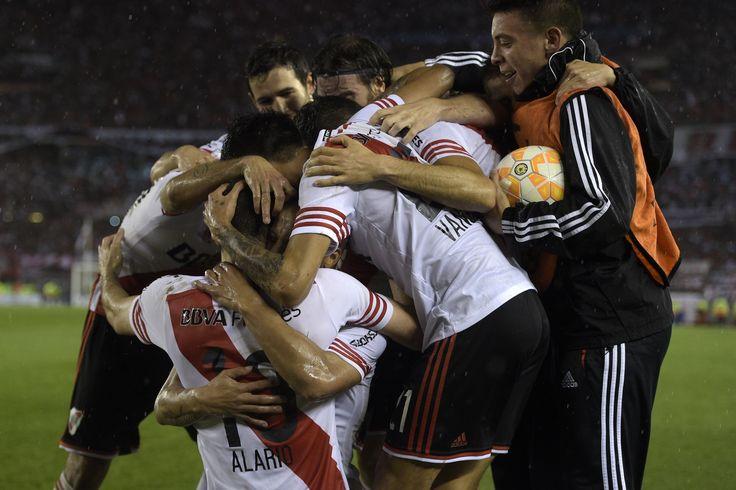 @River el conjunto 'millonario' ganado la Copa Libertadores de América #9ine