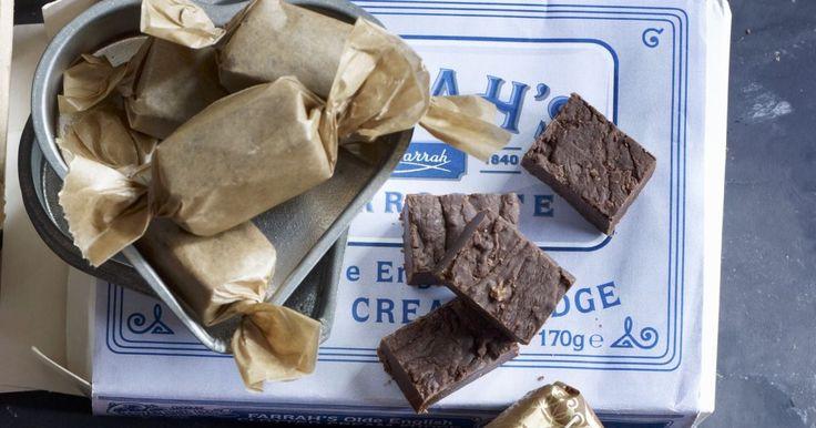 Čokoládové karamelky so zázvorom - dôkladná príprava krok za krokom. Recept patrí medzi tie najobľúbenejšie. Celý postup nájdete na online kuchárke RECEPTY.sk.