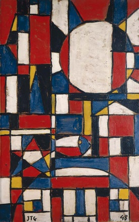 Joaquin Torres Garcia uruguayan painter