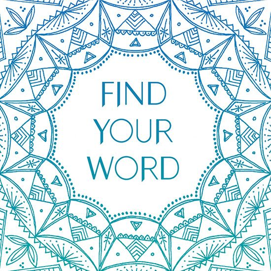 Find Your Word for 2015 | SusannahConway.com