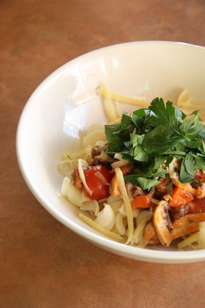Quick and tasty Gluten Free Spaghetti Bolognese Recipe