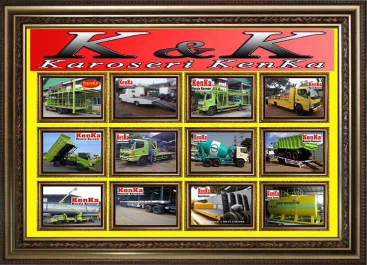 INFORMASI HARGA dan SPESIFIKASI KAROSERI : MOBIL - TRUCK - MINI TRAILER - BOX CONTAINER - FOOD TRUCK - MOBIL TOKO ... dll  >>  Segera Kunjungi Website kami >>  www.karoseri-truck.blogspot.com >>  Kantor : 0852.80000.454 dan 0812.333.888.53