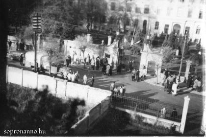 Sopron - 1956