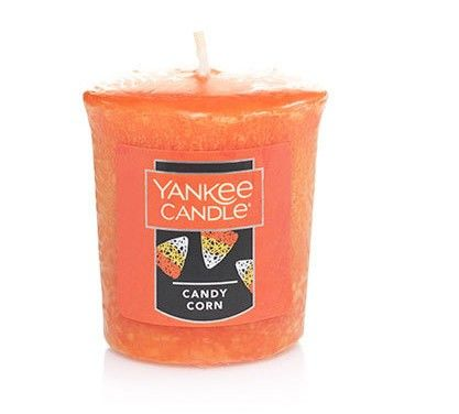 Candy Corn - Bougie parfumées votive - Halloween - Yankee Candle