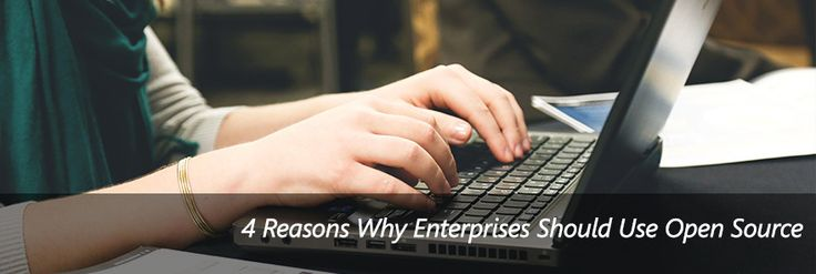 Why should enterprises start using open source software? Is proprietary software falling behind? This article should give an idea.