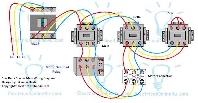b82ce3382749af463ae828a8d51411d1  Sd Motor Starter Wiring Diagram on basic ac, heavy duty, eaton cutler hammer, start stop jog, for reversing, ge cr306,