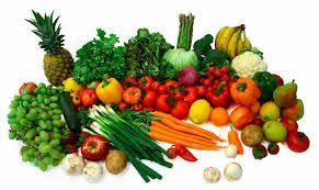 potřebuji ovoce a zeleninu