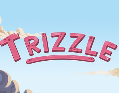 """Check out new work on my @Behance portfolio: """"Trizzle"""" http://on.be.net/12mFjDd"""