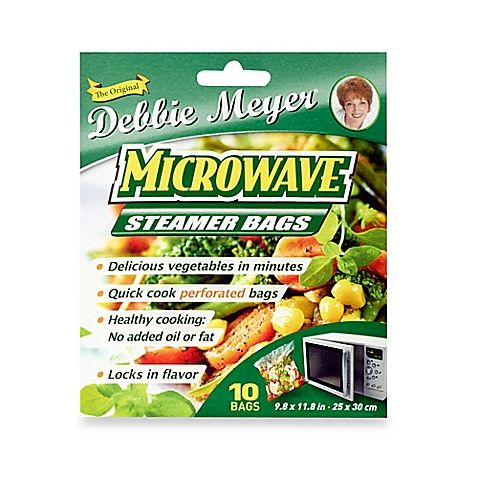 Debbie Meyer Microwave Steamer Bag (Set of 10)