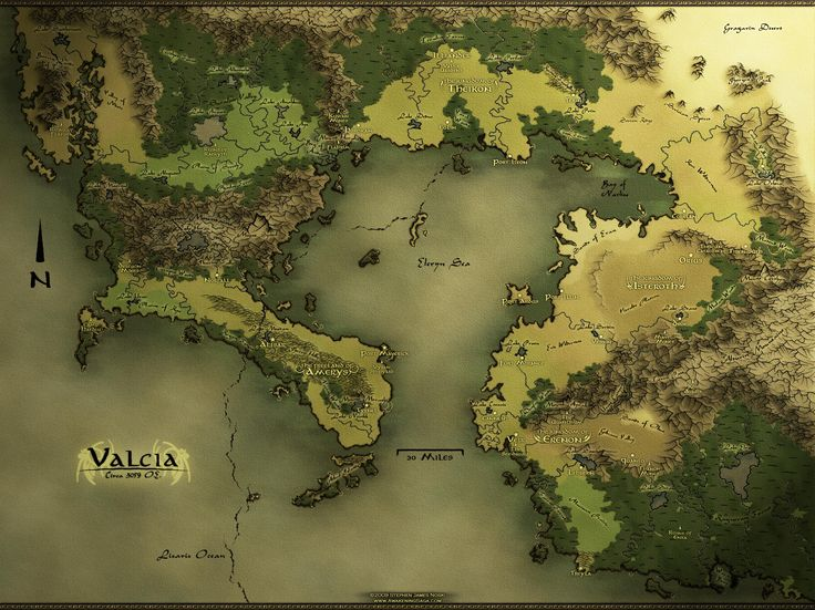 63 best eberron images on pinterest dragon dragons and kite valcia regional fantasy map by authsauce gumiabroncs Images