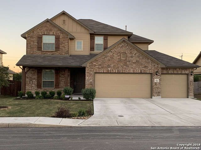 Single Family Detached Converse Tx Beautiful 2 Story 3 Bedrooms 2 5 Baths All Bedroom Located Upstairs Island Kitchen Sale House Renting A House Flooring