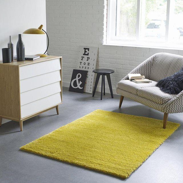 Les 25 meilleures id es concernant tapis shaggy sur pinterest tapis style b - La redoute tapis salon ...