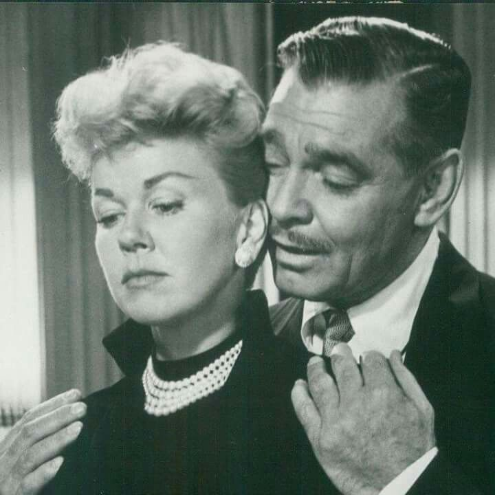 Gable and Day, Teacher's Pet (1958)