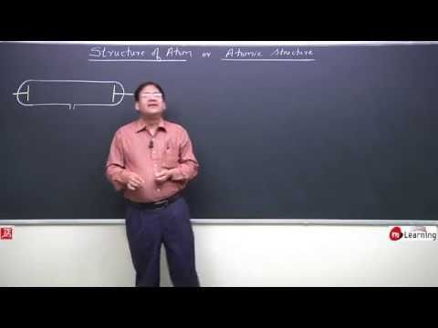 Atomic Structure for XI Standard and IIT-JEE