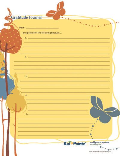 The Benefits of a Gratitude Journal and How to Maintain One