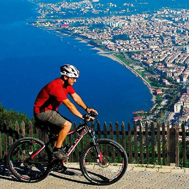 Cycling - Ordu ⚓ Eastern Blacksea Region of Turkey #karadeniz #doğukaradeniz #ordu