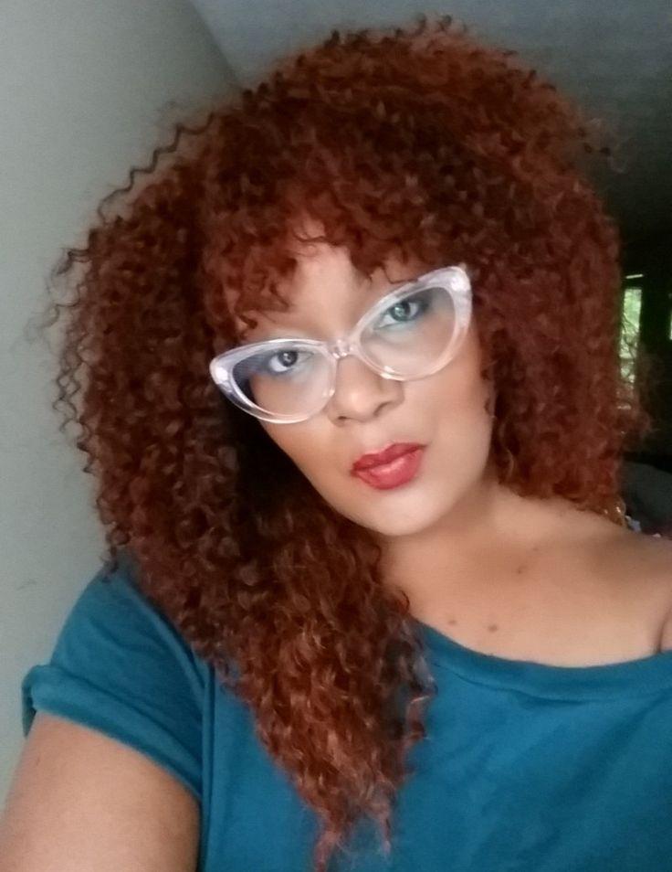 S Cat Eye Glasses
