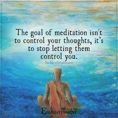 Origins of Meditation