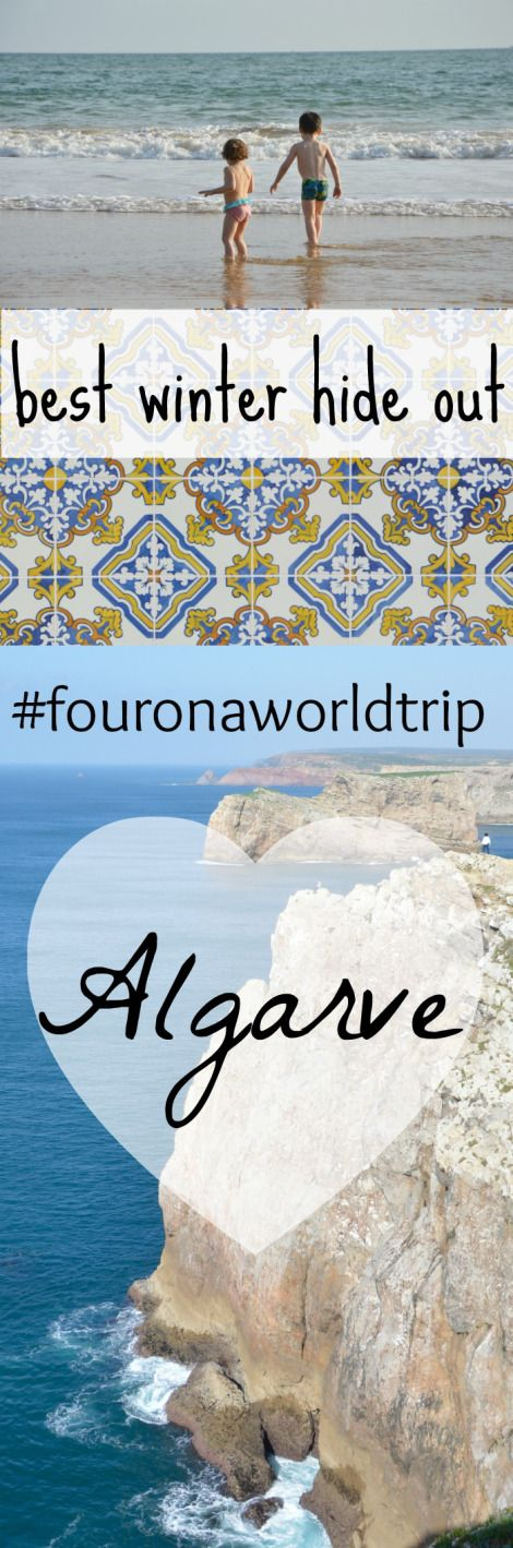 Portugal's Algarve Coast is the best budget AND kid friendly hide out if you wanna escape the European winter!