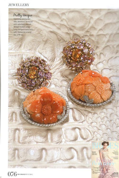 Pretty Unique Jewellery by Utty Wakkary   TradMix