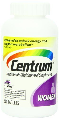 Centrum Women, 200-Count Bottle -- Find out more about the great product at the image link.