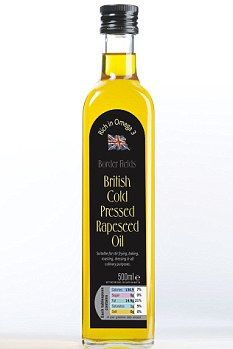 The Daily Mail looks at the effects that a splash of Rapeseed Oil on your salad can have in improving your cholesterol.