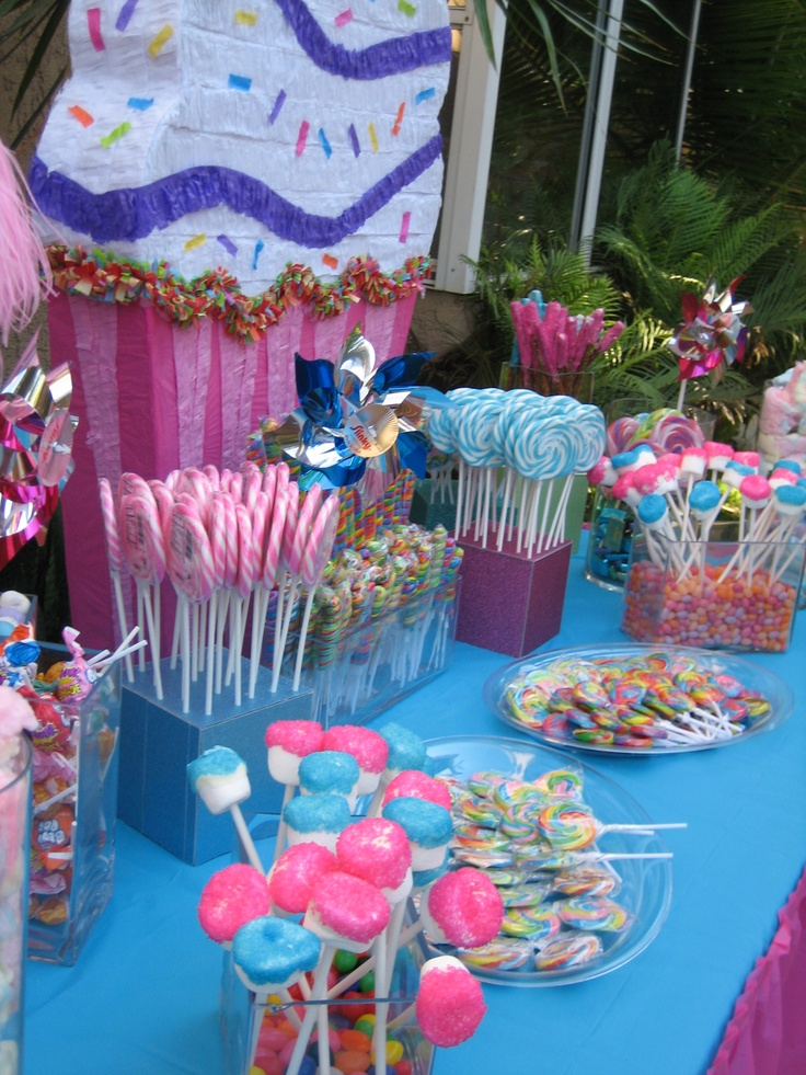 28 best Sweet 16 Candyland theme images on Pinterest Candy