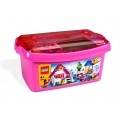 Lego Large Pink Brick Box
