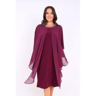 Buyuk Beden 2757 Murdum Kisa Abiye Elbise N11 Com Mini Elbiseler Elbise Giyim