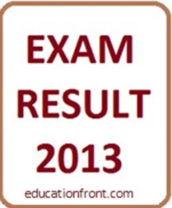 Federal Board Announced Supplementary Results 2013   Education Front