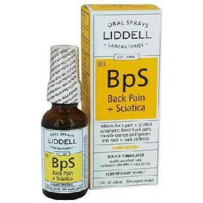 Liddell Back & Sciatica (1x1OZ )