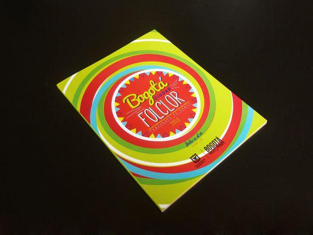 Catálogo Temporada de danza, Bogotá Ciudad Folclor Concepto, diseño editorial, diagramación, branding, retoque fotográfico y desarrollo. Trabajo realizado para el Instituto Distrital de las Artes IDARTES. Bogotá, 2013.    Catálogo completo: http://issuu.com/idartes/docs/catalogo_bogota_ciudad_folclor #editorial #typography #design #graphicdesign #folclor #music #danza