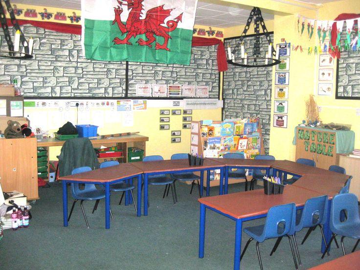 Castle classroom