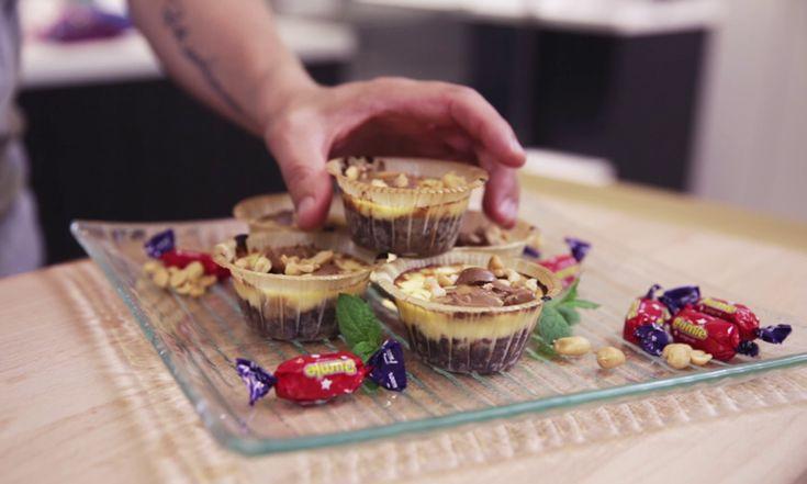 Dumles small cheesecakes - Fazer