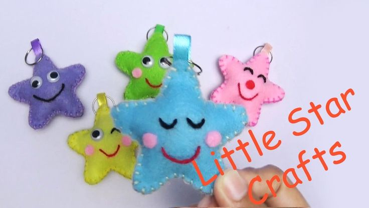 Twinkle Twinkle Little Star Felt Craft For Kids Nursery Rhymes For Child...