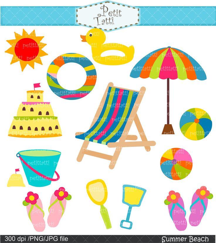 beach clip art - Google Search