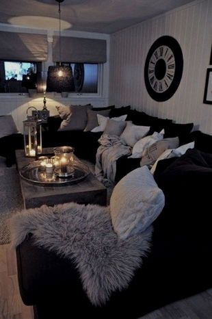 Affordable Apartment Living Room Decorating Ideas 43