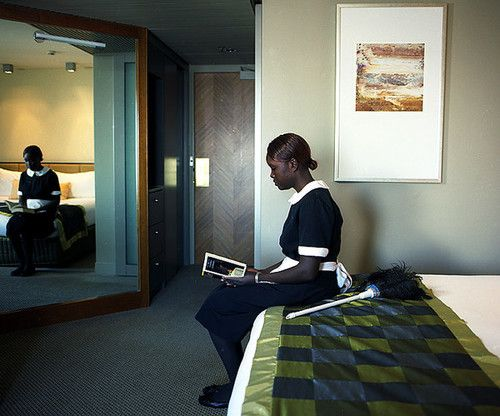 Anne Zahalka 'Room 3621' , 2008, Type C Photograph, 75 x 92.5 cm