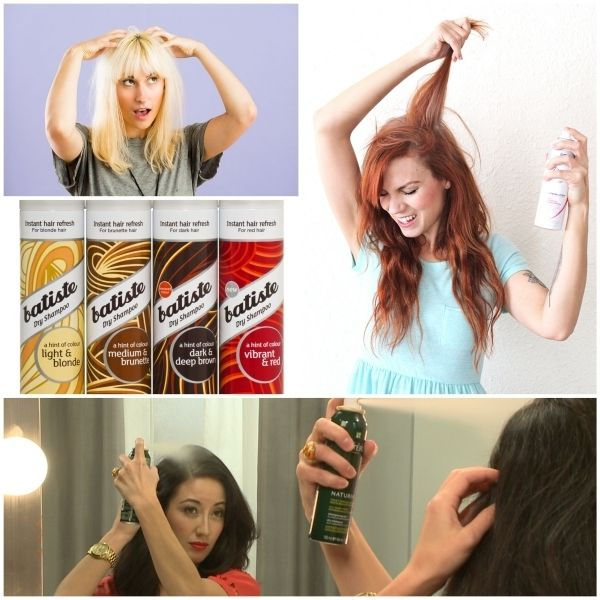 trocken shampoo gutes shampoo silikonfreies shampoo