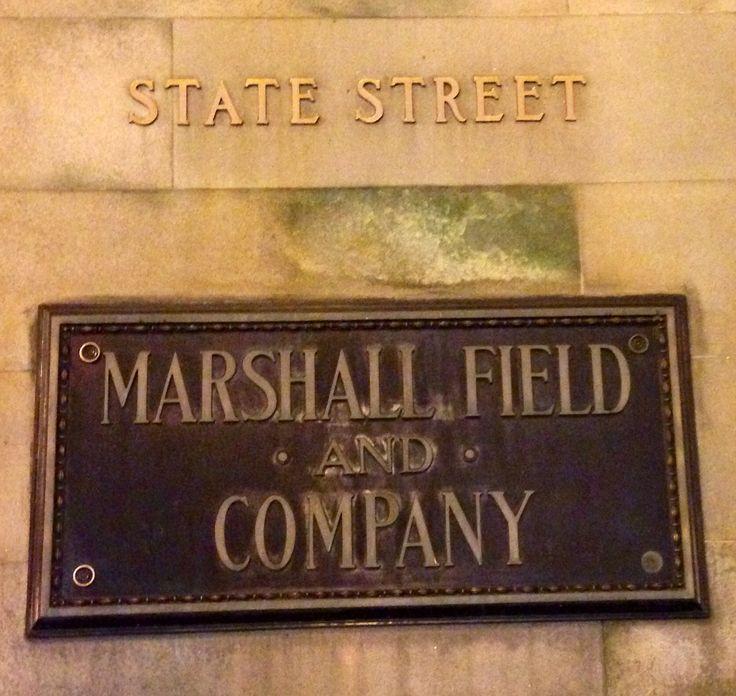 #Marshall #Fields #State Street #Macy's #Chicago