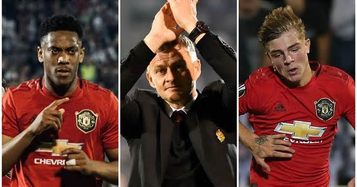 Latest News For Manchester United News And Transfers Live Man Utd Fixtures Latest And Europa League Reaction Manchester United Europa League Manchester