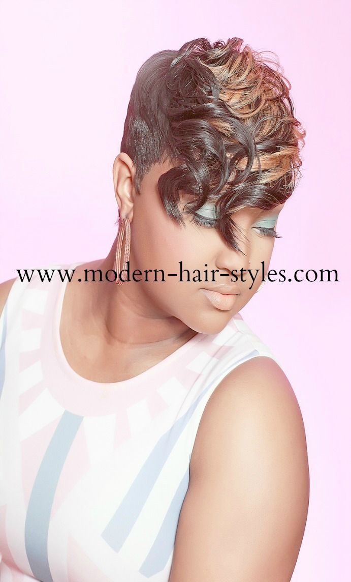 Pictures of Black Hairstyles, Protective, Natural and Weaving Styles