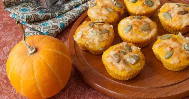 Лучшие осенние десерты из тыквы