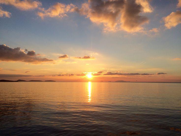 Sunrise #Aegean #Greece Astypalaia