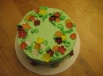 Fall floral cake: Floral Cakes, Amazing Cakes